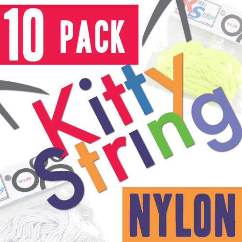 Kitty String - 10 Pack (Nylon)-1