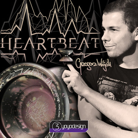 C3YoYoDesign Heart Beat