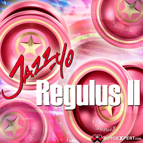 Jazz-Yo Regulus II W/ Case-1