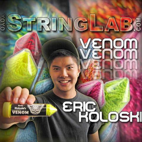 Yo-Yo String Lab VENOM