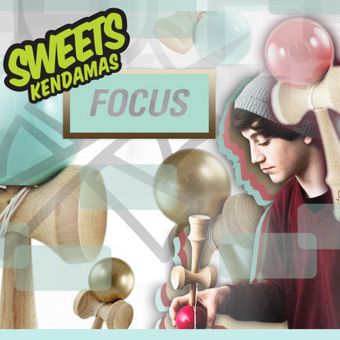 Sweets Kendama - Focus Kendama