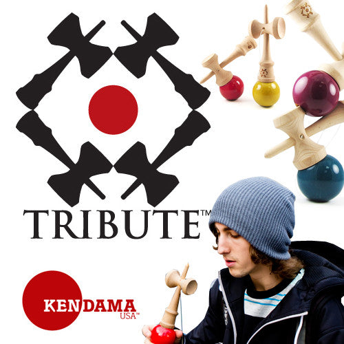 Kendama USA Tribute - Solid Color-1