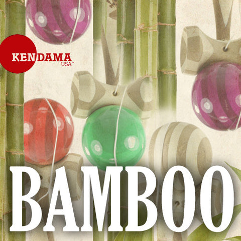 Kendama USA Tribute - Bamboo