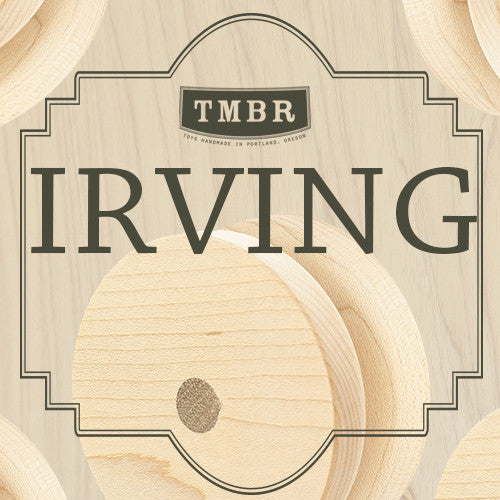 TMBR Irving Wooden Yo-Yo-1