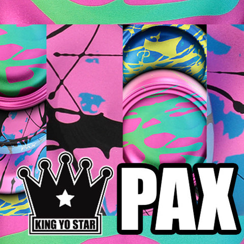King Yo Star Pax