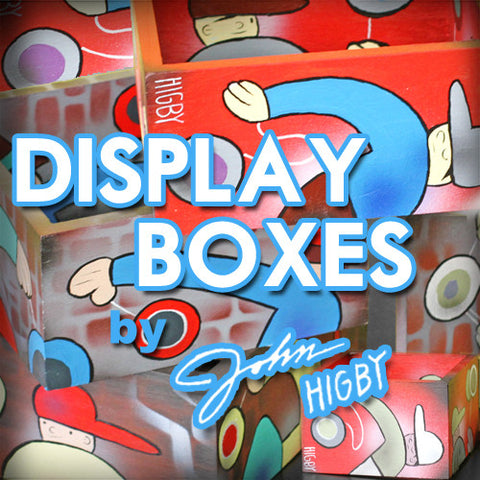 John Higby Display Boxes