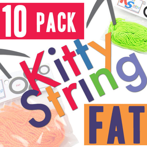 Kitty String - 10 Pack (FAT)