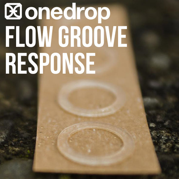 One Drop - 4 Pack - Flow Groove Pads-1