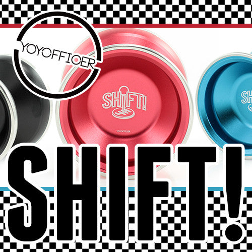 YOYOFFICER Shift-1