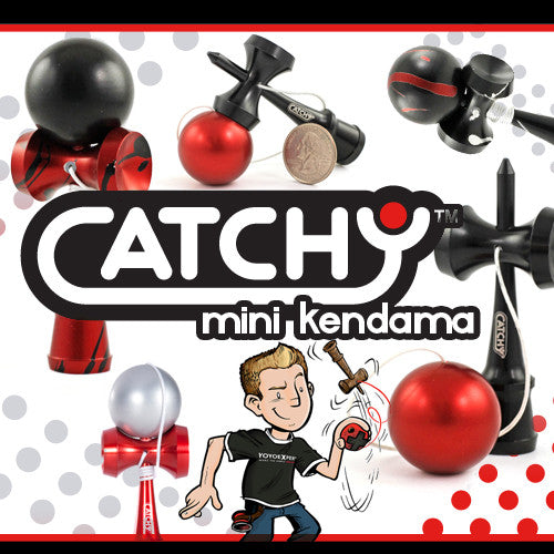 Catchy Mini Metal Kendama-1