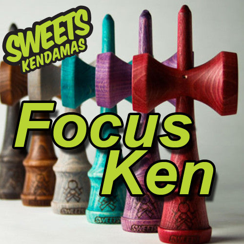 Sweets Kendama - Replacement Focus Ken-1