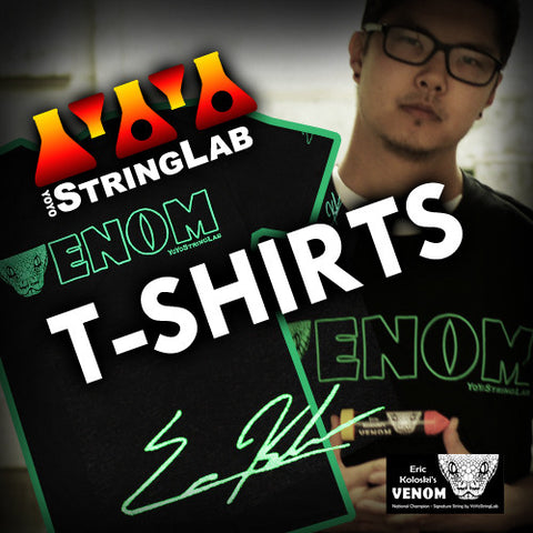 String Lab Venom T-Shirt