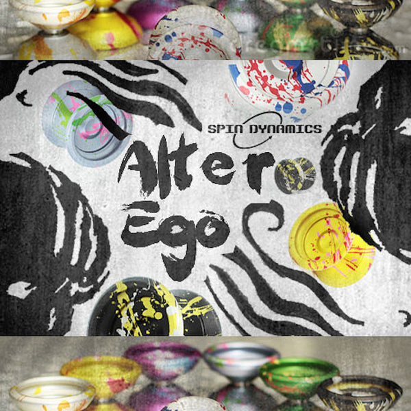 Spin Dynamics Alter Ego-1