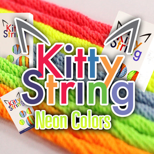 Kitty String - NEON Pack-1