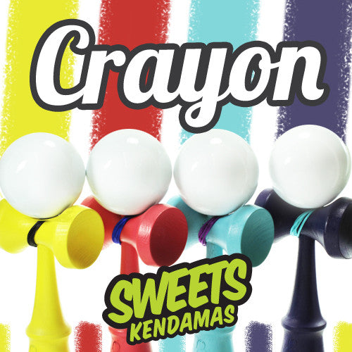 Sweets Kendama - Focus Crayon-1