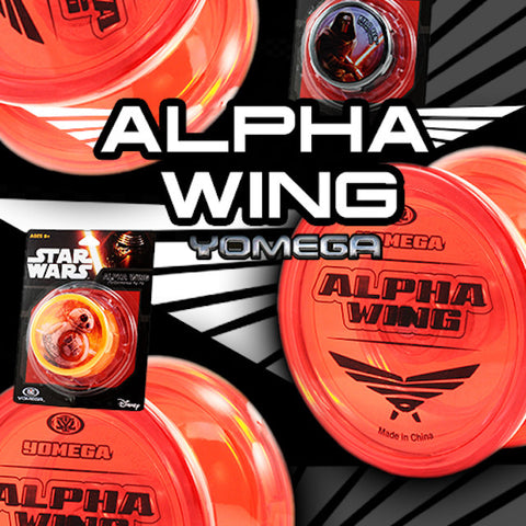 Yomega Alpha Wing