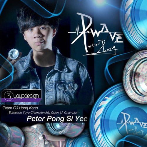 C3YoYoDesign P-Wave-1