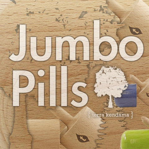 Terra Kendama - THE JUMBO PILL