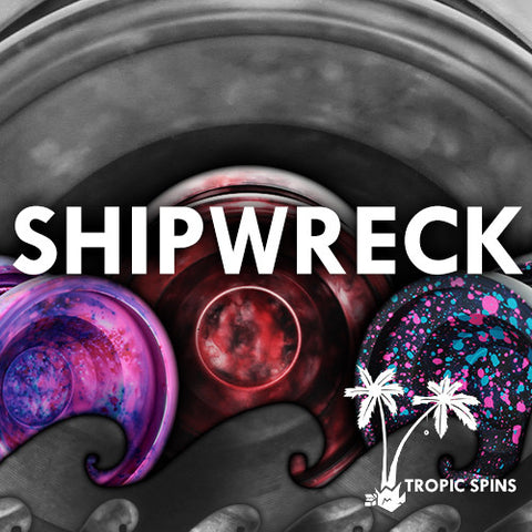 Tropic Spins Shipwreck