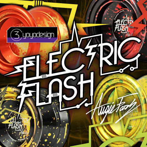 C3YoYoDesign Electric Flash-1