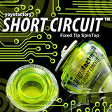 YYF Short Circuit Spin Top