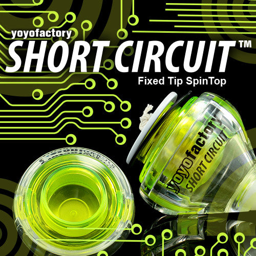 YYF Short Circuit Spin Top-1