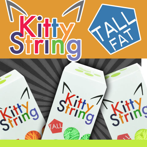 Kitty String - 100 Count (Tall Fat)
