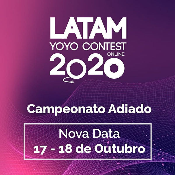 Latin American Online YoYo Contest - October 2020-2