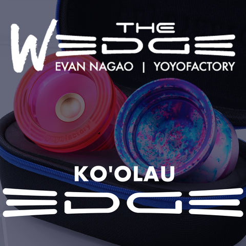 WEDGE & K'EDGE Deal w/ Case