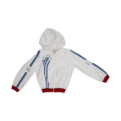 Sweat Jacket with Shooting Star