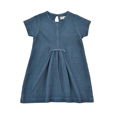 Stone Washed Denim Dress