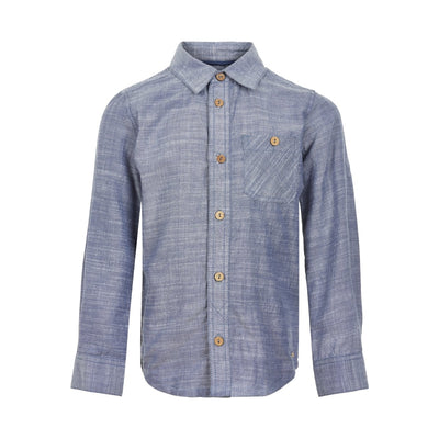 Soft Denim Wash Shirt
