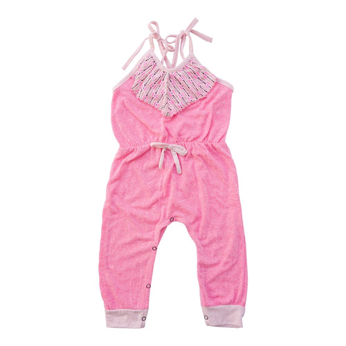 Cotton Candy Livia Romper