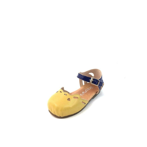 canary mary jane shoes