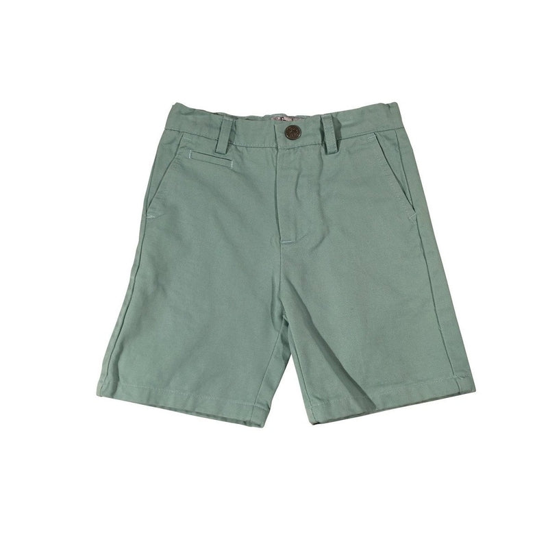 seafoam green short