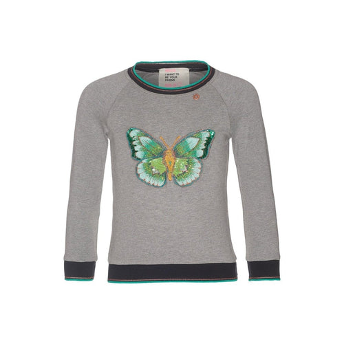 Green Butterfly Shirt