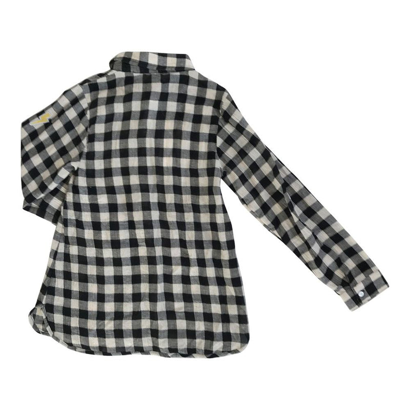 Marina Rushmore Checkered Shirt