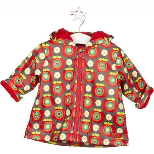 Apple Raincoat