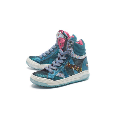 Turquoise Sneaker