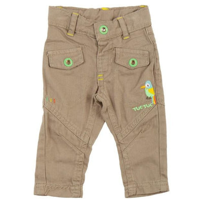 Olive Toucan Pant