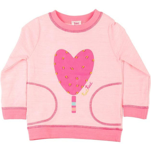 Heart Sweat Shirt