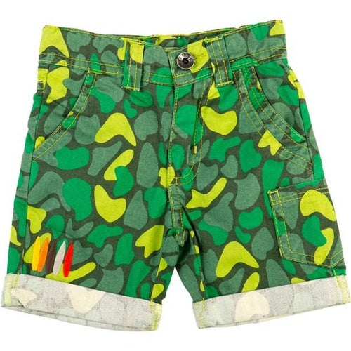 Green Bean Shorts