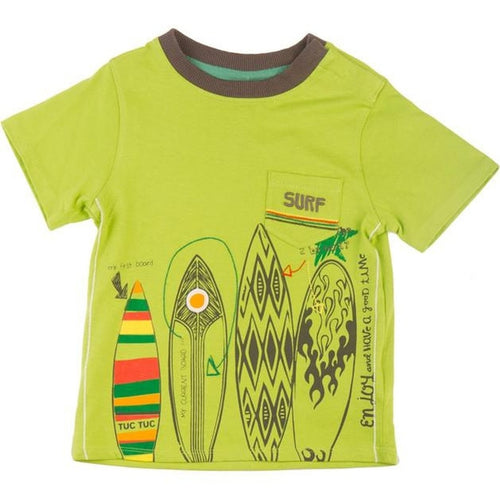 Green Surf Tshirt