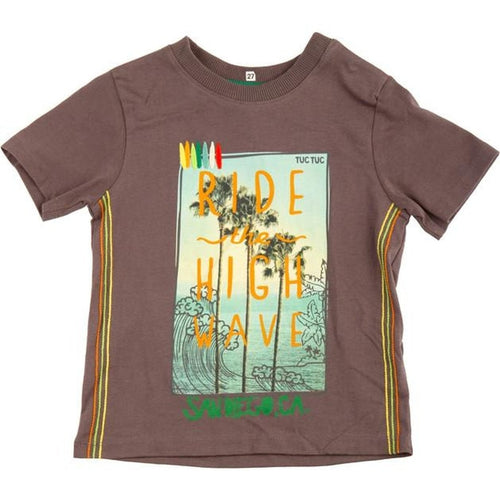 ride the high wave tshirt