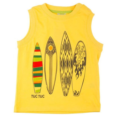 Surf Board Muscle Shirt