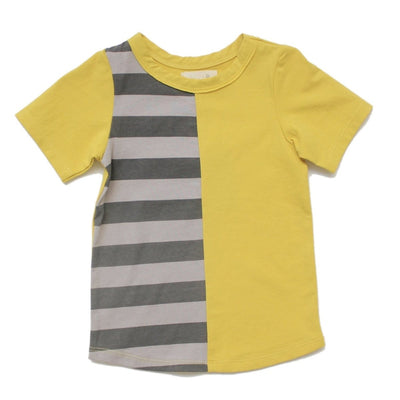 Striped Sawyer Surfing Cowboy T-Shirt