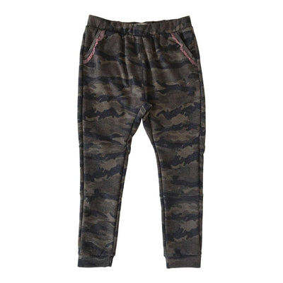 Kennedy Fearless Camouflage Sweatpants