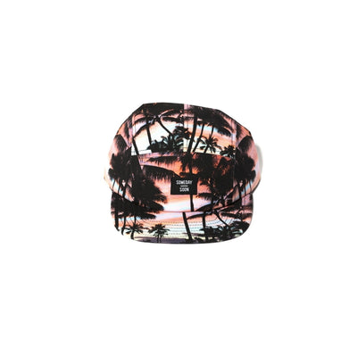 Sunset AOP Playa Ballcap