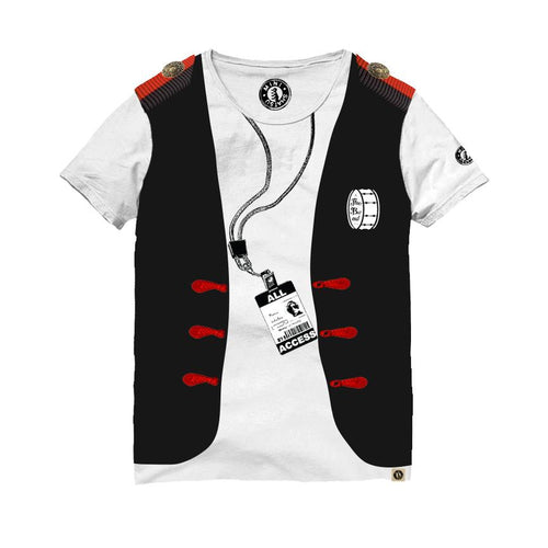 The Band Vest Tshirt