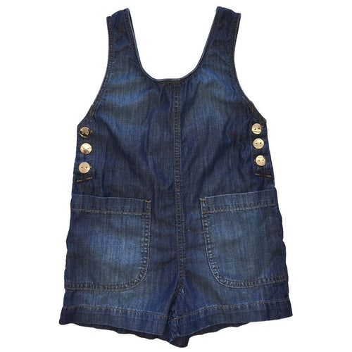 pacific denim romper